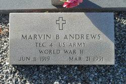 Marvin B Andrews