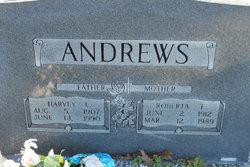 Harvey Lee Andrews