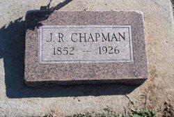 James Raymond J. R. Chapman