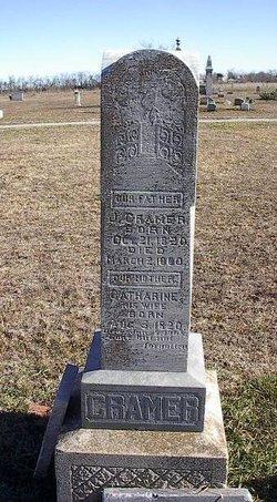 Franklin P Frank Cramer