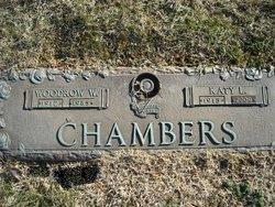 Katy Lee <i>Frady</i> Chambers