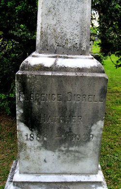 Florence <i>Dibrell</i> Hatcher