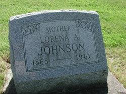 Lorena A. Rena <i>Penland</i> Johnson