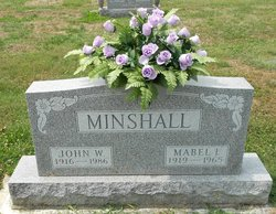 Mabel Irene <i>Leiter</i> Minshall