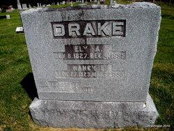 Nancy E. <i>Miller</i> Drake