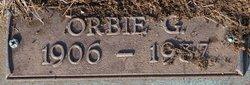 Orbie Gertrude <i>Smith</i> Carnell