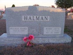 Bobby Ervis Halman