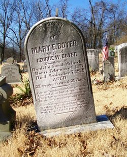 Mary Ellen <i>Schuck</i> Boyer