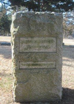 James Madison Harvey