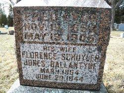 Florence S. Flora <i>Schuyler Jones</i> Ballantyne
