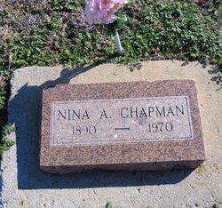 Nina Alma <i>Ealey</i> Chapman