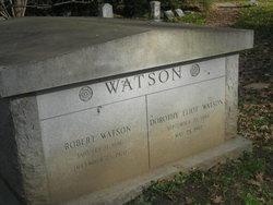 Dorothy Eliot Watson
