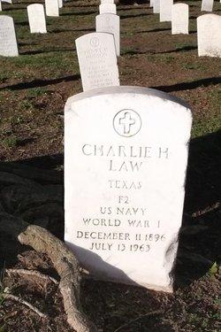 Charlie Harvey Charles Law