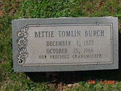 Bettie Tomlin Burch