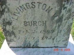 Livingston V. Burch