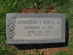 Livingston V. Burch, Jr