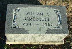 William Bambrough
