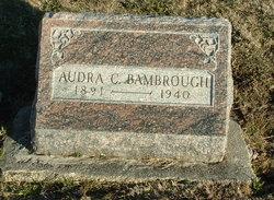 Audra Cecil <i>Hancher</i> Bambrough