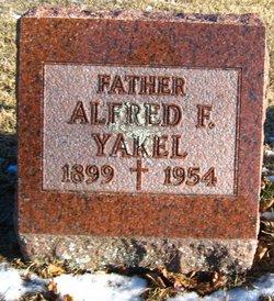 Alfred F Yakel