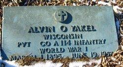 Alvin O Yakel