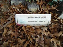 Richard Erwin Alford
