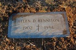 Helen Delia Ann <i>Normandie</i> Bennison