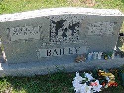 Welby Shelton Bailey, Sr