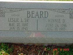 Leslie L. Beard, Sr