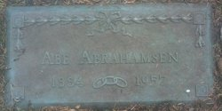 Abe Abrahamsen