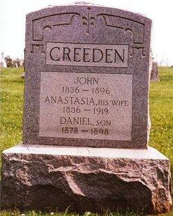 Anastasia <i>Quinlan</i> Creeden