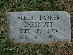 Albert Parker Chesnutt
