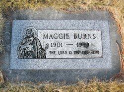 Magdalena Maggie <i>Wahl</i> Burns