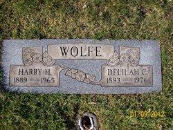 Delila K. <i>Stouffer</i> Wolfe