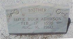 Roxie <i>Buck</i> Adamson
