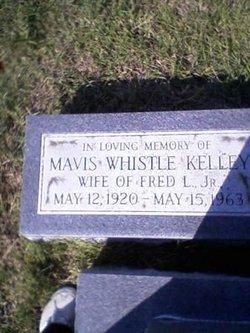 Mavis Evelyn <i>Whistle</i> Kelley