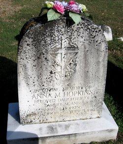 Anna M. Hopkins
