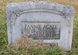Laura Fannie <i>Vires</i> Acree