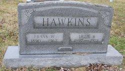 Lillie M. <i>Hughes</i> Hawkins