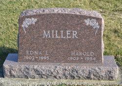 Edna L <i>Merkle</i> Miller