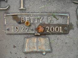 Betty P Harvey