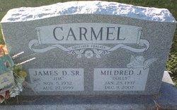 James D Carmel, Sr