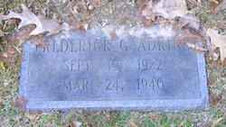 Fredrick G Adkins