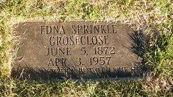 Edna Itasca <i>Sprinkle</i> Groseclose