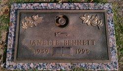 Janette Bennett