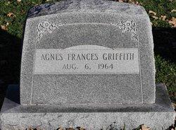 Agnes Frances Fannie <i>Johnson</i> Griffith
