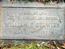 William F Gerwien