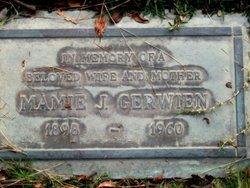 Mamie J Gerwien