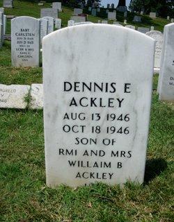 Dennis E. Ackley