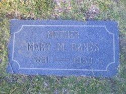 Mary <i>Miller</i> Banks