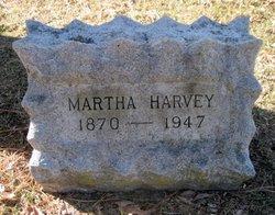 Martha Harvey